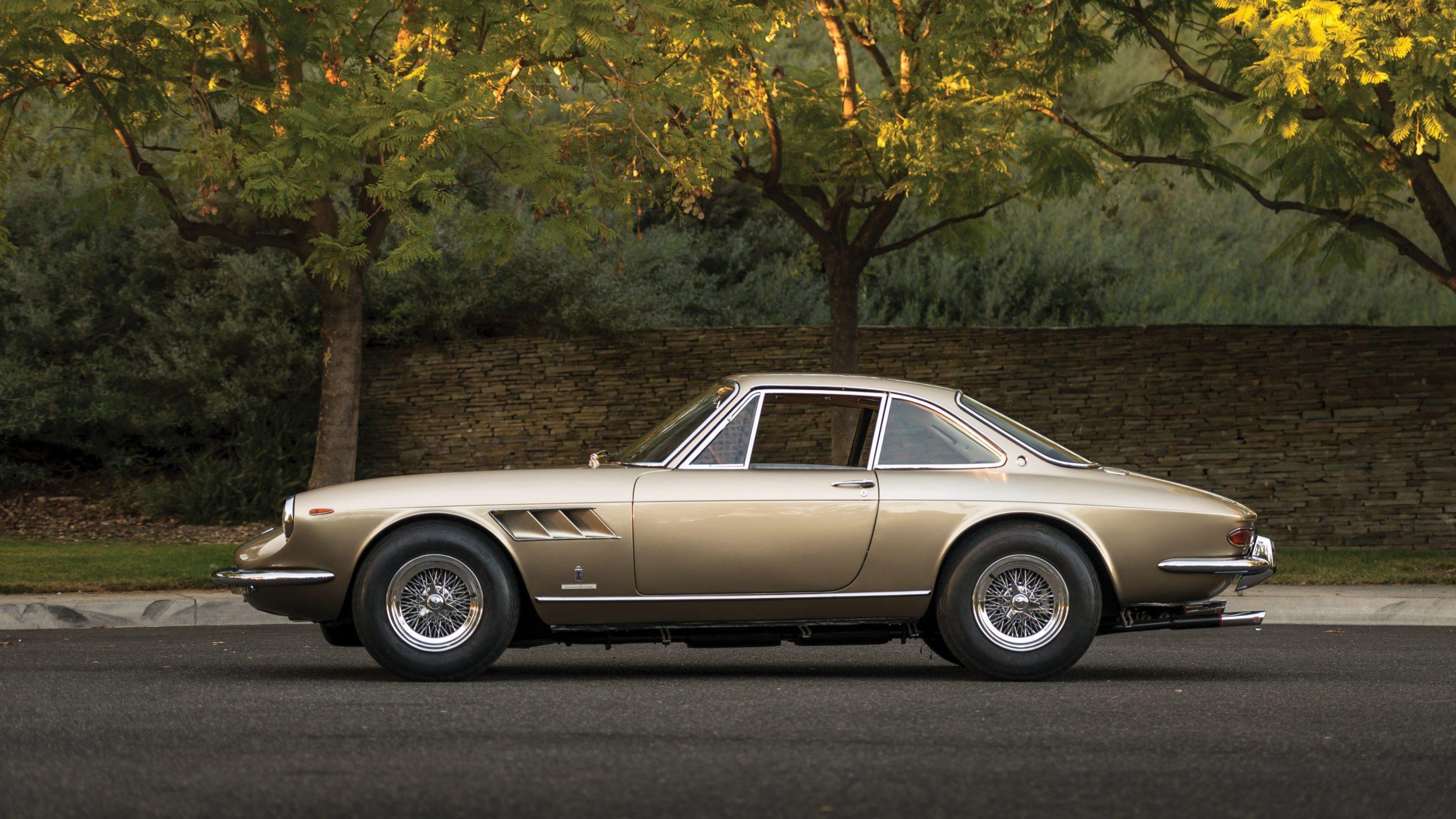 Ten Classic Ferraris More Beautiful Than The 250 Gto Motorwerks Marketing